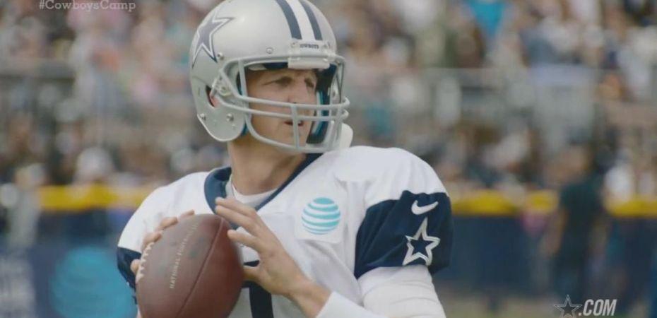 Luke McCown discusses landing on Cowboys roster
