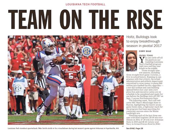 2017 could be difference maker for Louisiana Tech