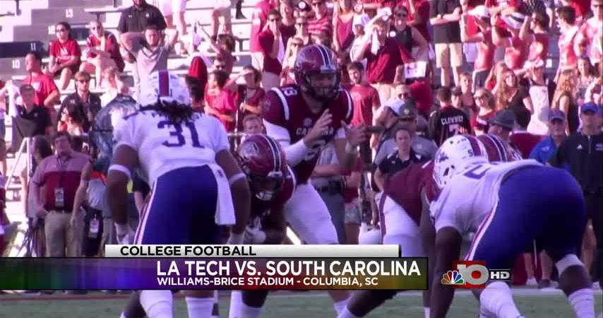 Late game heroics from South Carolina down Bulldogs, 17-16