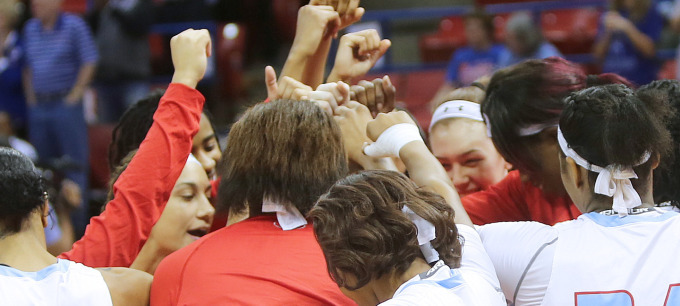 Lady Techsters Welcome Back Dinner set