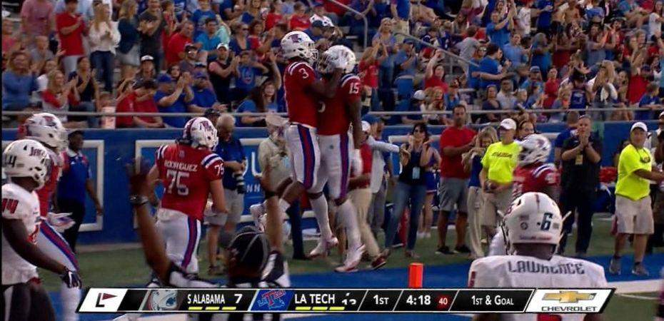 La. Tech solid in win over South Alabama