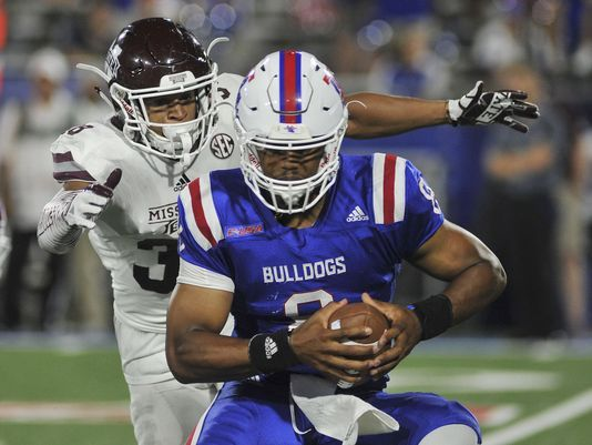 La. Tech in must-win game with Southern Miss