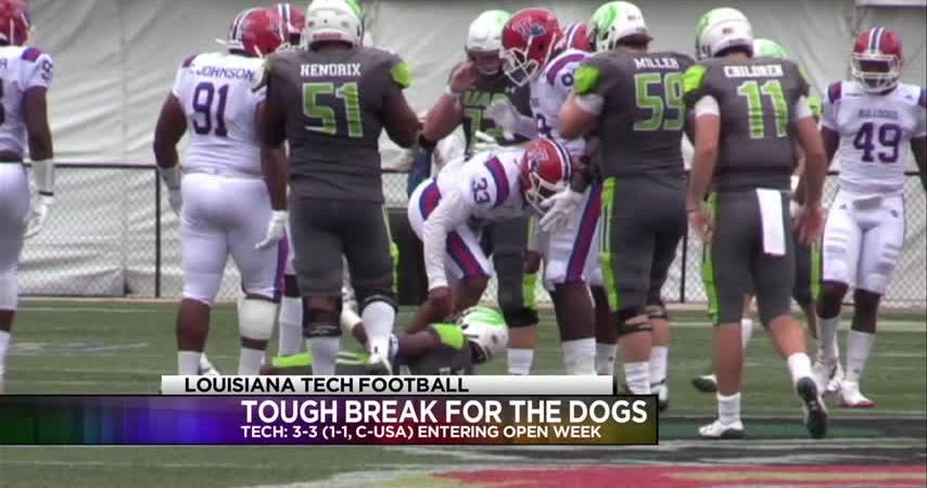 Bulldogs enter open week, following heartbreaker in Birmingham