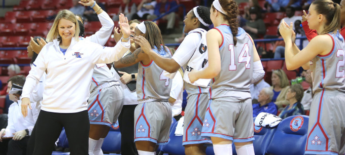 Lady Techsters host Memphis Thursday night at TAC