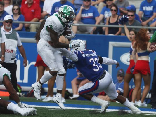 Louisiana Tech gives up late lead for 3rd time this season, falls to North Texas