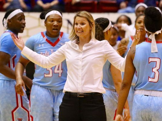 Lady Techsters pull away from Grambling for victory