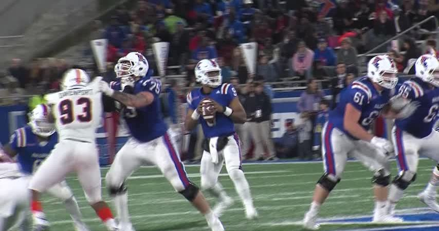 La. Tech is headed to a fourth consecutive bowl game with win over UTSA