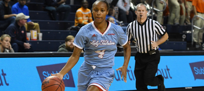 Defense leads Lady Techsters to win