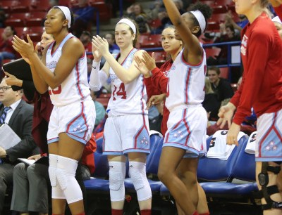 Lady Techsters host ULM Monday night at TAC