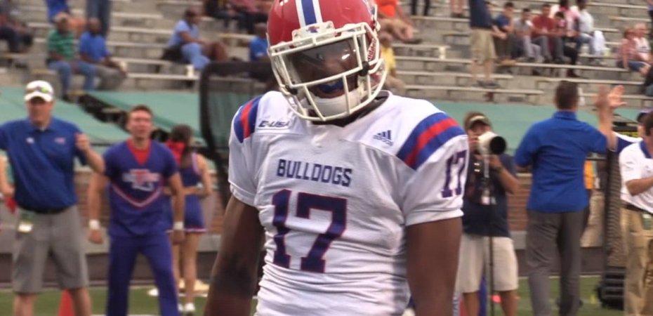 Louisiana Tech to face SMU in inaugural DXL Frisco Bowl