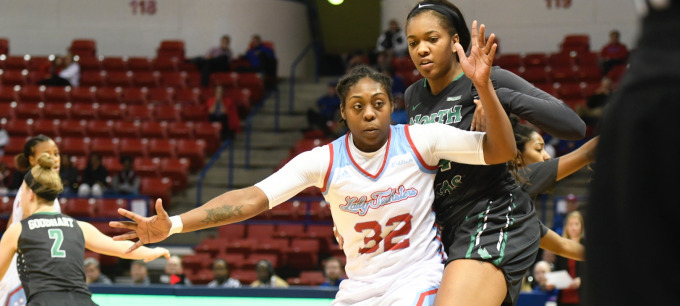 Lady Techsters look to bounce back at Marshall