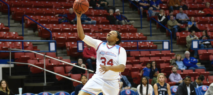 Lady Techsters' Malone named LSWA POW
