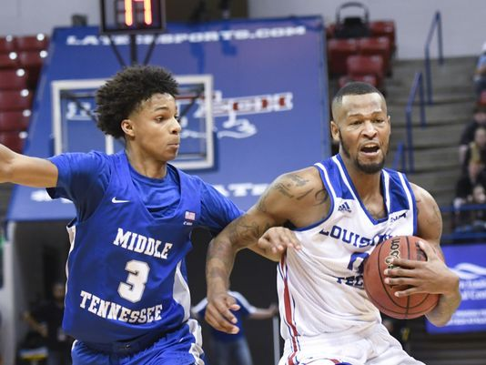 Middle Tennessee gets 1st ever win in Ruston over Louisiana Tech