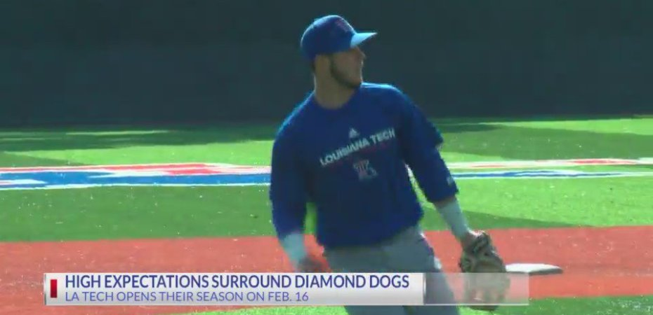 Diamond Dawgs using spring training to find new starters