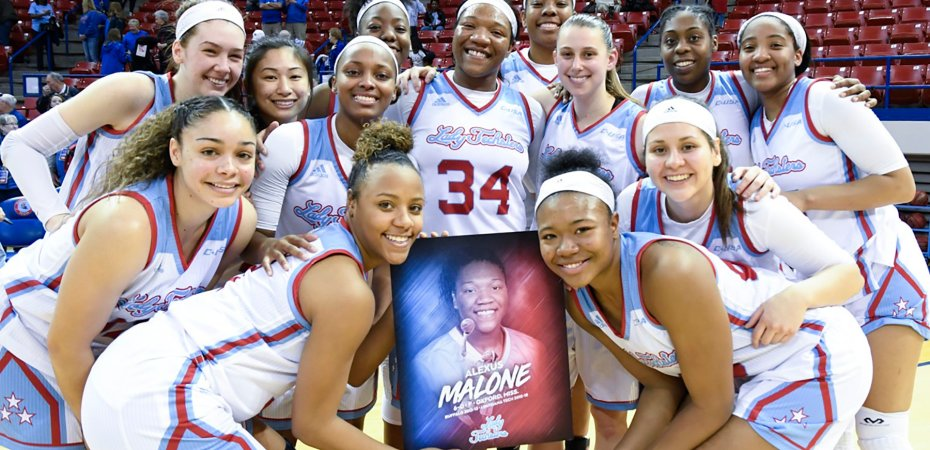 Bombs away: Lady Techsters set program record in win over USM