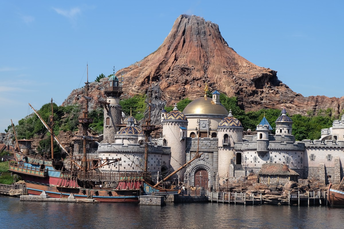Is Disneysea the best Disney theme park?