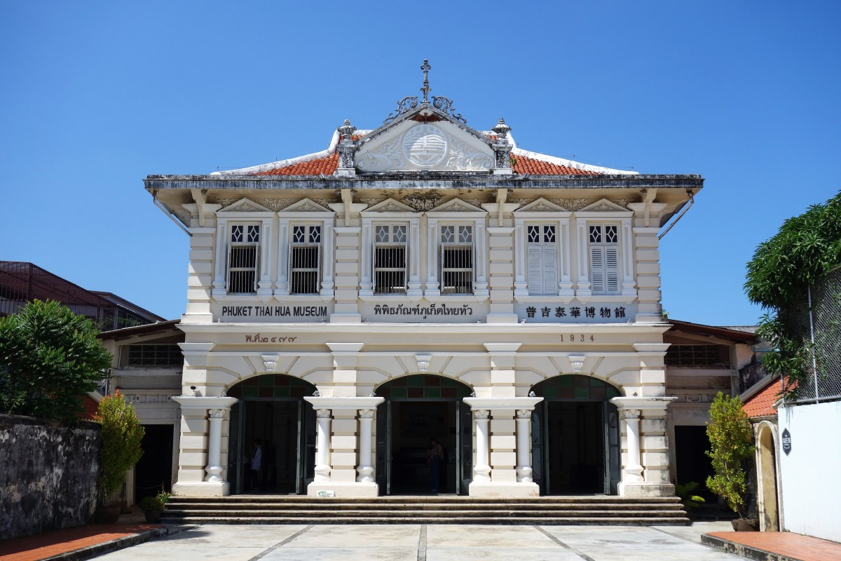 Phuket Old Town – The cultural gem of Phuket