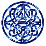 Simbolo esoterico: Nodo celtico quadruplo