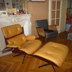 Herman Miller Lounge Chair Quik Heavy Duty Fauteuil Charles Eames - L'atelier 50 Boutique Vintage Achat Et Vente Mobilier ...