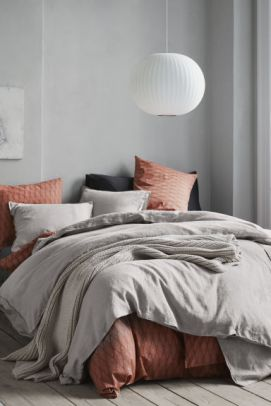 chambre tendance couverture