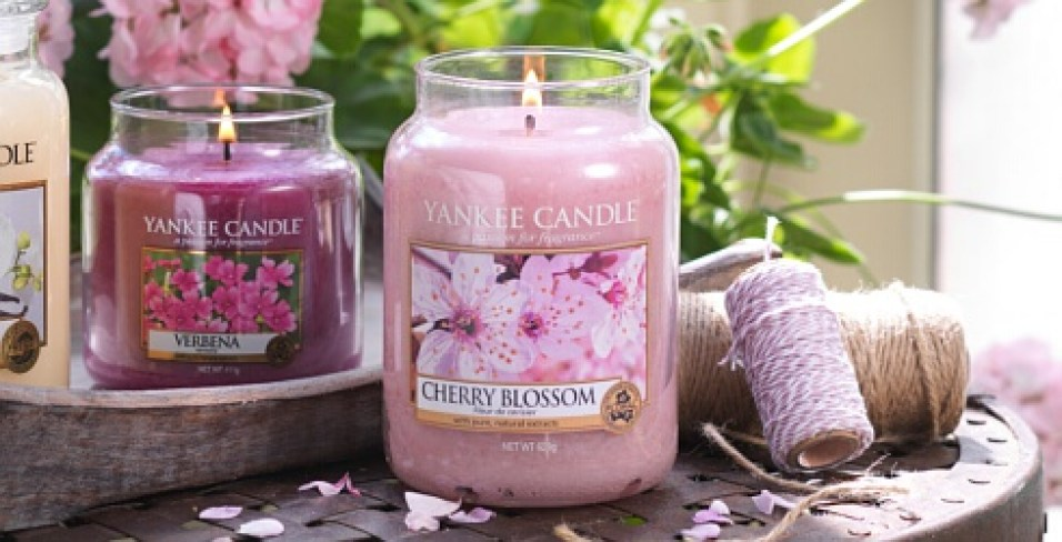 salon trendy yankee candle