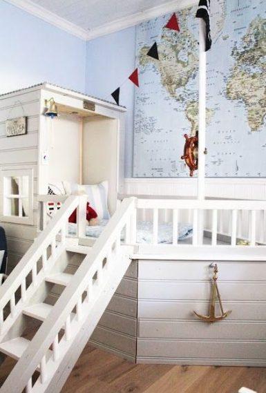 chambre pirate 2