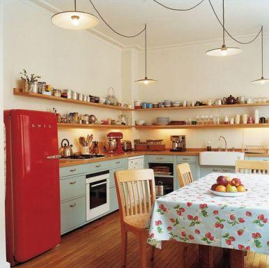 cuisine vintage 20