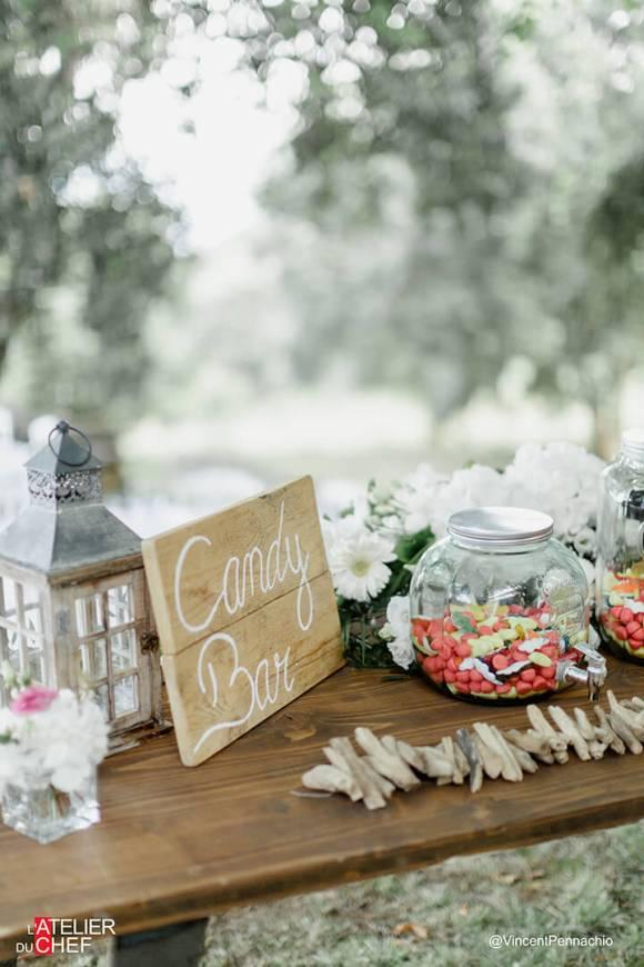 Mariage à Erbalunga - L'Atelier du Chef - Traiteur Corse