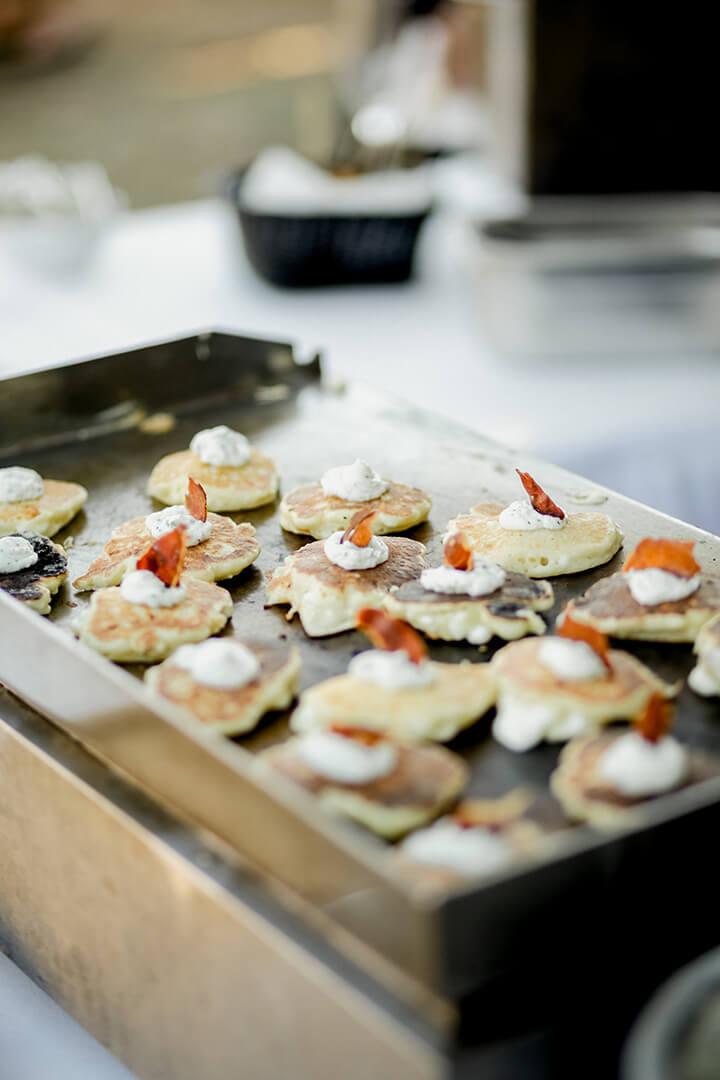 Migliaccioli - L'Atelier du Chef - Traiteur Corse