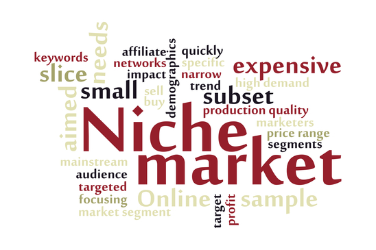 Finding Niche Keywords