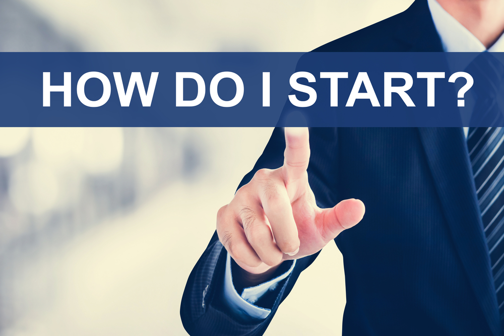 How To Get Started Online:  What To Do When You Are Just Starting Out [LNIM140]