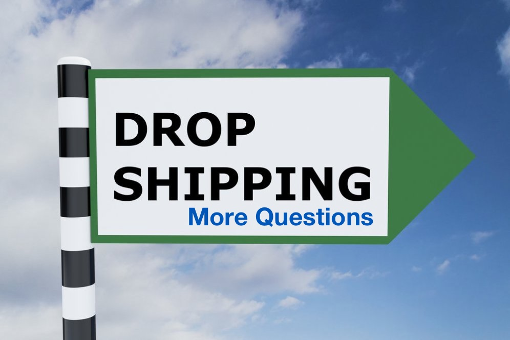 More Common Drop Shipping Questions:    Additional FAQs About eCommerce with AliExpress, Oberlo and Shopify [LNIM145]