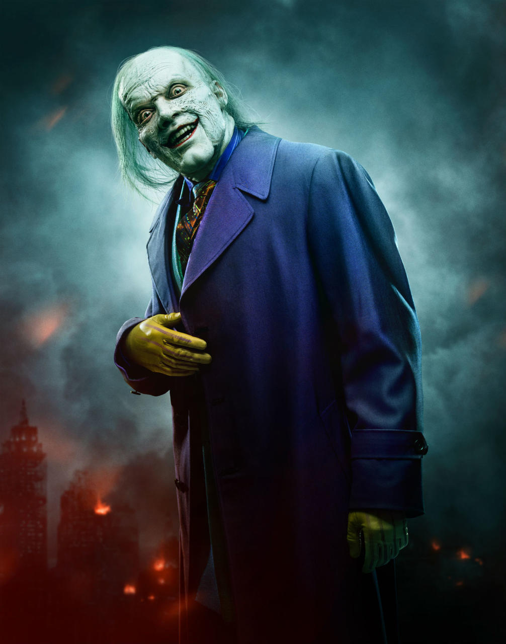 Gotham Reveals 1st Look At Cameron Monaghan S Joker Lng