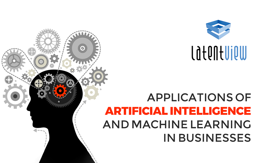 Artificial Intelligence Applications Machine Learning
