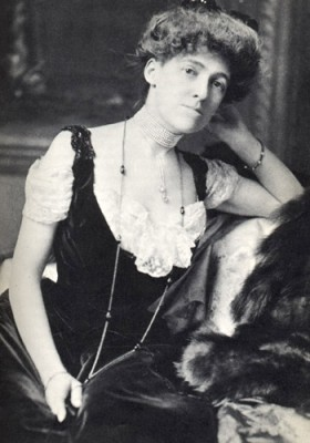 Edith Wharton: Beyond Downton Abbey at Debra Eve's LaterBloomer.com