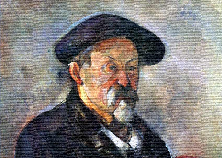 critical essays cezanne The card players by the renowned french post-impressionist artist of the first half of the 18th and early 19th centuries, paul cézanne, is a series of five oil paintings cézanne painted them in the early 1890s during his final period as an artist.