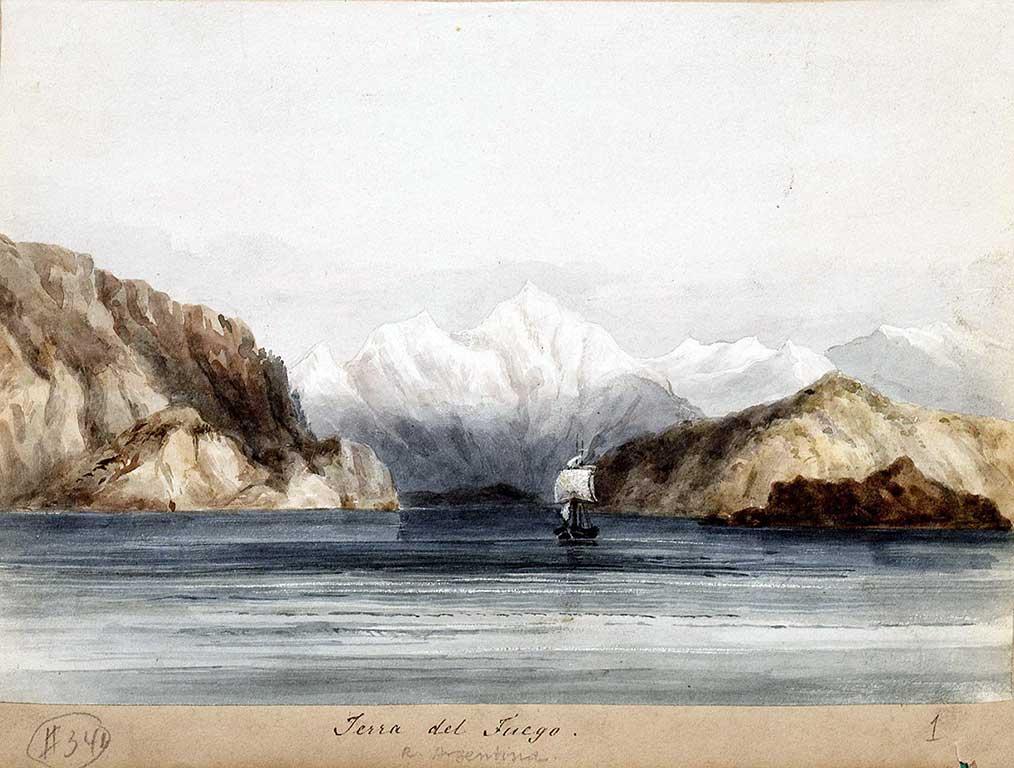 The Love Song of Charles Robert Darwin