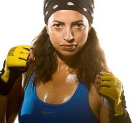 Boxer Cheryl Ragsdale, age 51