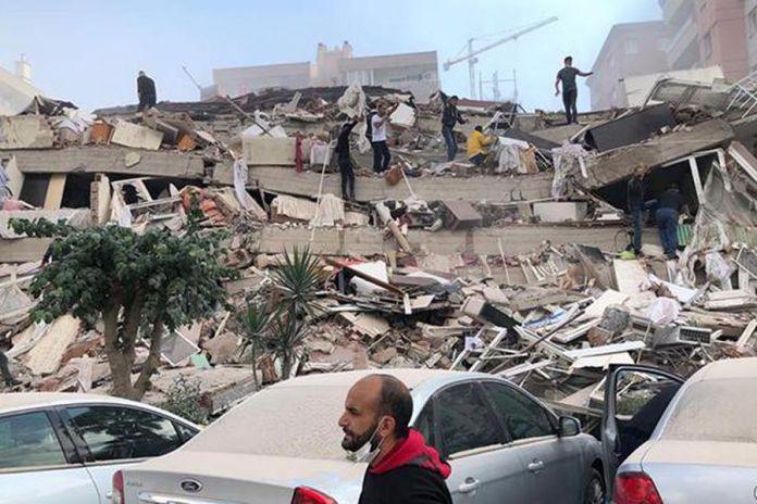 Por qué el terremoto magnitud 7 en Turquía fue tan destructivo? (y qué  enseñanza deja para Chile) - La Tercera