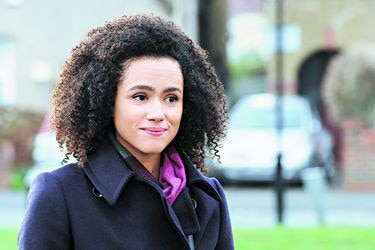 """Nathalie Emmanuel: """"This series is a fun way to escape the troubles of the world"""""""