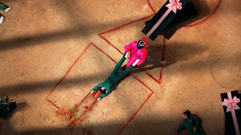 El Juego del Calamar: cuando nos fascina el sadismo y la desesperación - La Tercera