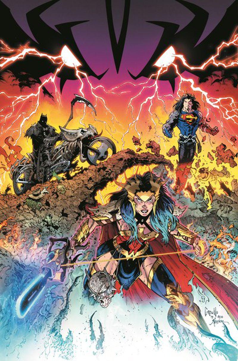 Death Metal será el nuevo evento de DC Comics a cargo de Snyder y Capullo -  La Tercera