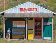 Real estate sales sometimes offer a good living to locals who can market land and homes to the new breed of westerners.