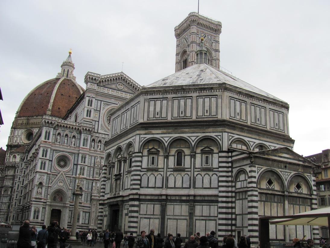 Al via i lavori per il restauro del Battistero di Firenze