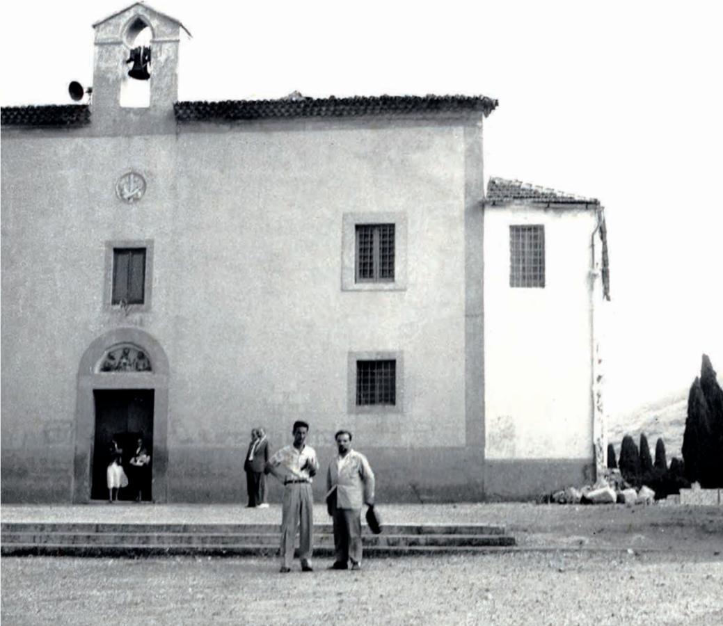 Il Giglio di Firenze per 33 anni su Padre Pio  La