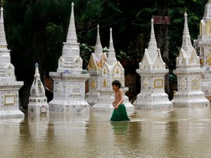 inondations thailande
