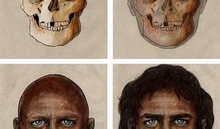 homme européen 7000 ans