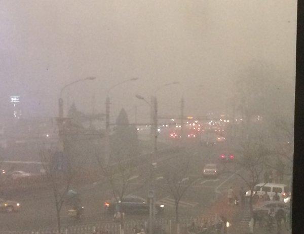 pollution-pekin