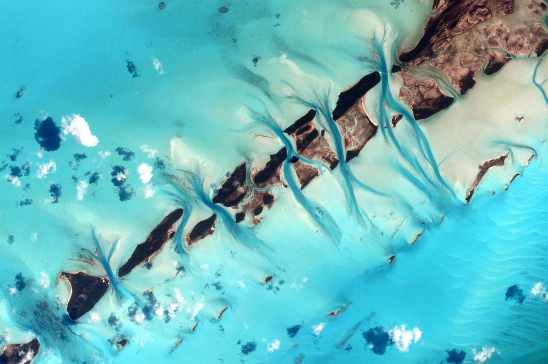 grand bleu des Bahamas, le 19 juillet 2015