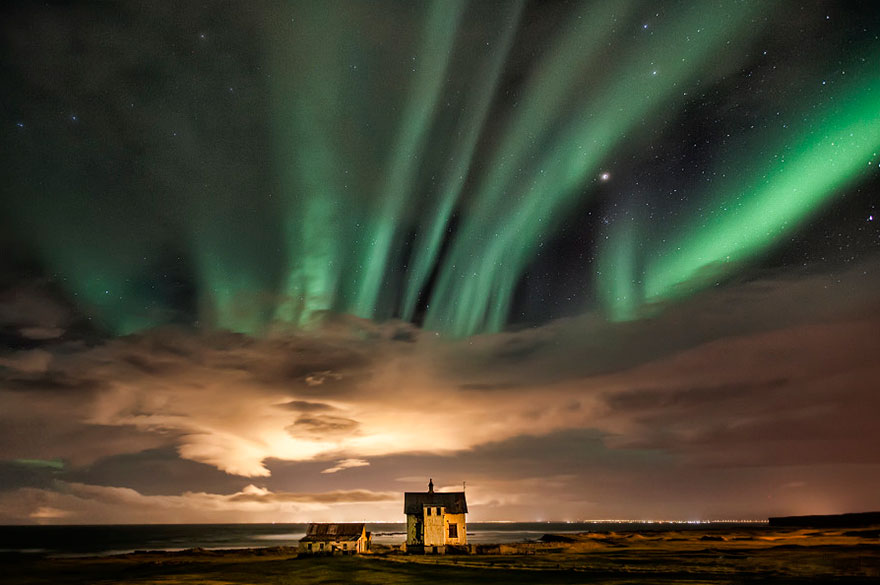 maison-Holmur Reykjanes, Islande